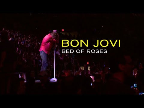 Bon Jovi - Bed Of Roses (Subtitulada) (Live at Madison Square Garden)