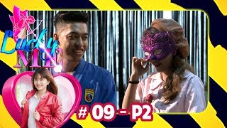 nghe theo con tim - co mc 9x quyet dinh to tinh chang trai co vo  lucky me 9  phan 2