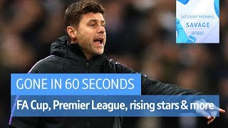 Will Spurs win a trophy this season? | Gone in 60 seconds on Saturday Morning Savage