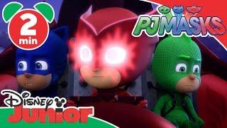 PJ Masks Super Pigiamini | I SuperPigiamini salveranno la situazione - Disney Junior Italia