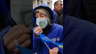 Митинг ОПЗЖ: Партия ОПЗЖ хорошая у них реклава классная! #ОПЗЖ #Медведчук