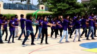 CVSR CSE flash mob 2K15