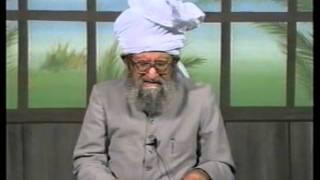 Urdu Dars Malfoozat #170, So Said Hazrat Mirza Ghulam Ahmad Qadiani(as), Islam Ahmadiyya