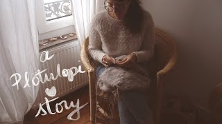 Knitting vlog: already working…