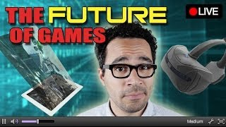 The Future of Games | Game/Show | PBS Digital Studios