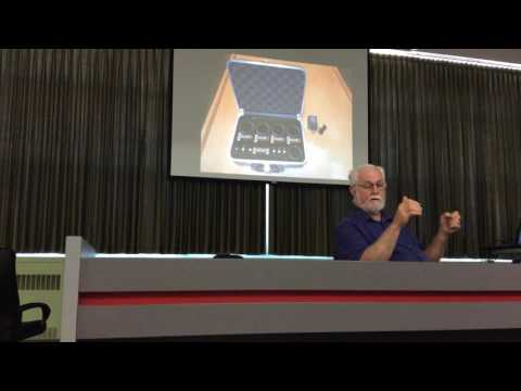 Hugh Lovel on Quantum Ag Radionics Instrument