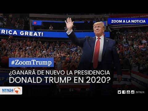 ¿Ganará nuevamente la Presidencia Donald Trump en 2020?