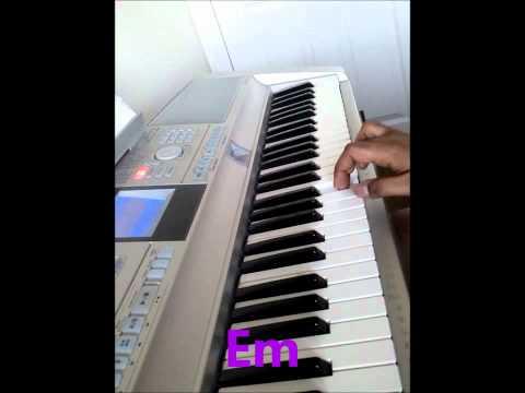 Anal mele (Vaaranam Aayiram) on Keyboard with CHORDS