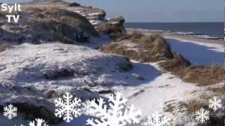 Sylt Winterlandschaften am 13.März 2013