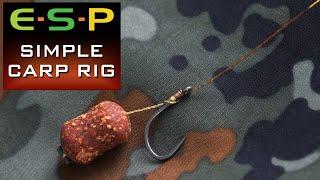 The Simple Carp Rig!