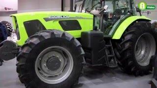 ZOOMLION traktorok: Meglepő és lenyűgöző gépek az Agritechnicán