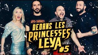 DEDANS LES PRINCESSES LEYA  #5   METAL VS PUBLIC ASSIS