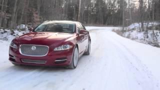 2013 Jaguar XF:XJ AWD First Drive
