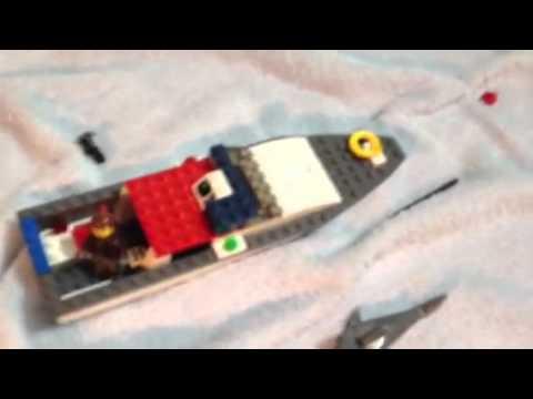 lego jaws retrospectiva part 2 - YouTube