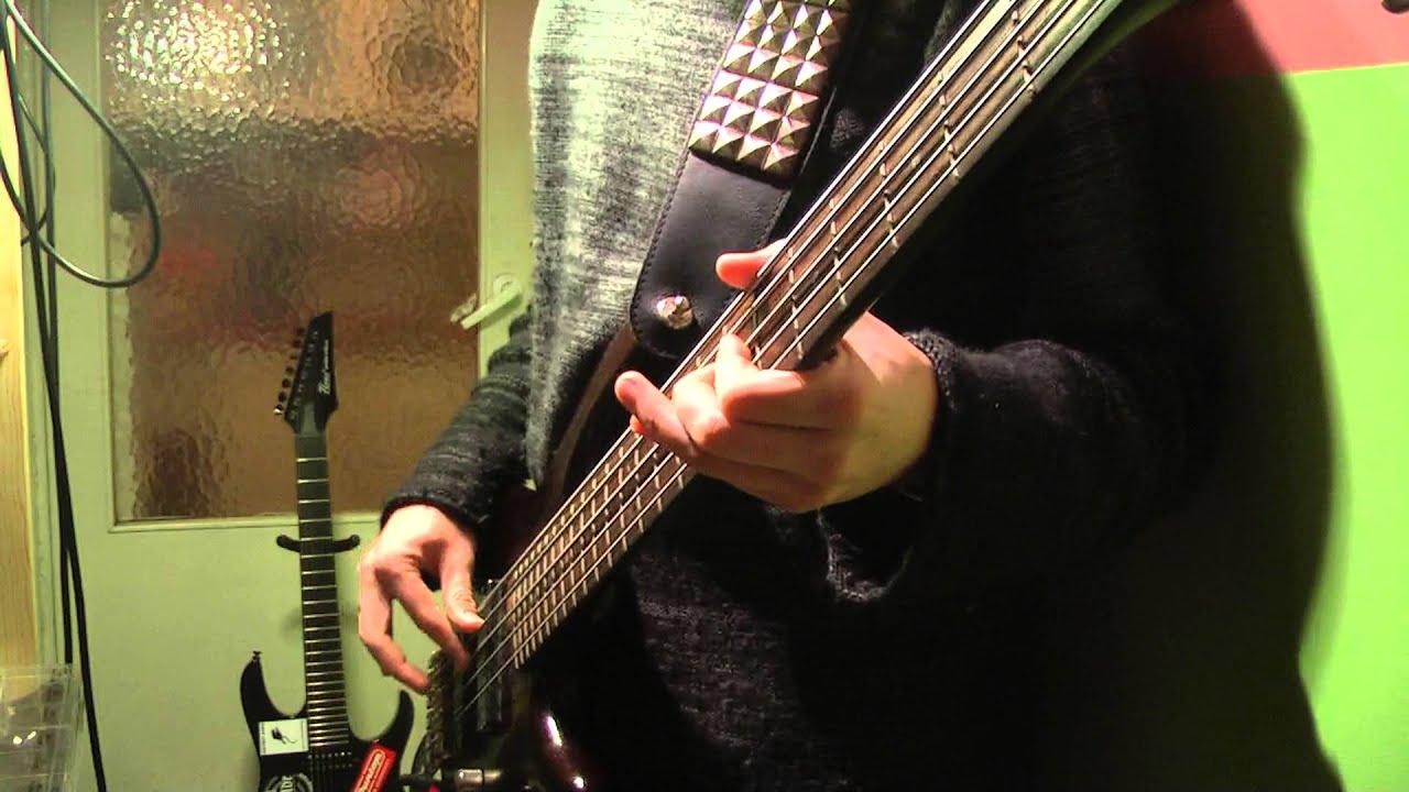 ibanez sr505 bm bas guitar review quick test rockday pietraszek
