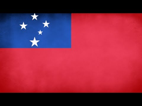 Samoa National Anthem (Instrumental)
