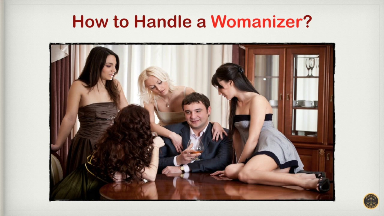 How to identify a womanizer