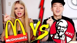 McDonald's vs. KFC. BITWA ŚNIADAŃ W SINGAPURZE
