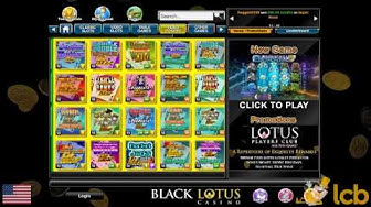 Black Lotus Casino Video Review