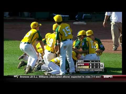 California Wins Little League World Series 8/28/2011 (720p)