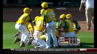 California Wins Little League World Series 8/28/2011 (720p)