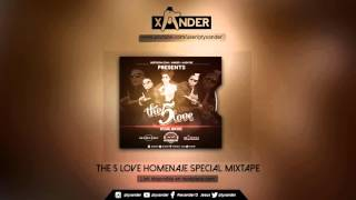 THE 5 LOVE SPECIAL MIXTAPE BY @PTYXANDER