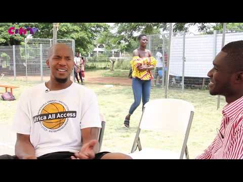 Citi Sports Special: David West in Ghana