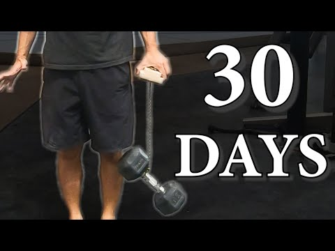 This Average Climber Trained With A Pinch Block For 30 Days - Ft. Eric Horst