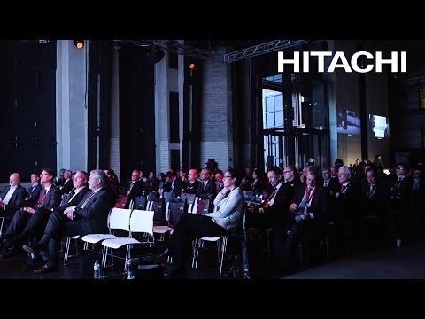 Hitachi Social Innovation Forum Berlin 2016 - Hitachi