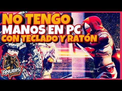 """DESTINY 2 l """"SOY EL MEJOR JUGADOR DE PC""""   MANQUEO SUPREMO con TECLADO Y RATÓN thumbnail"""