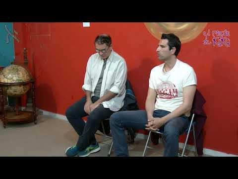 Sergio Marina Y Emilio Carrillo En El Rincón De Kiko.