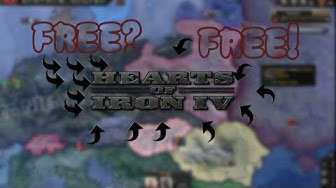 How to get Hearts of Iron IV for free