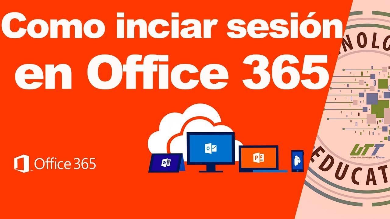 office 365 inicio sesion