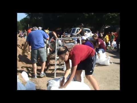 Flood of 2016 Waterloo Iowa Saturday