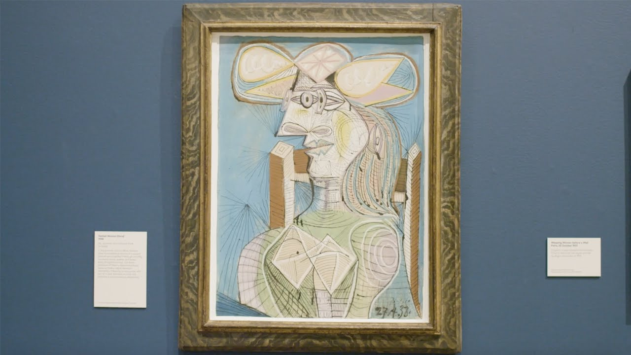 Picasso and Paper: virtual exhibition tour