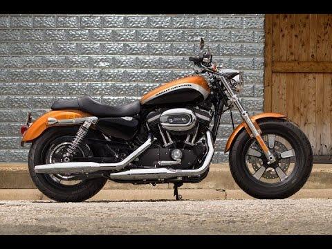 Harley Davidson Sportster 1200 Custom Review 2016
