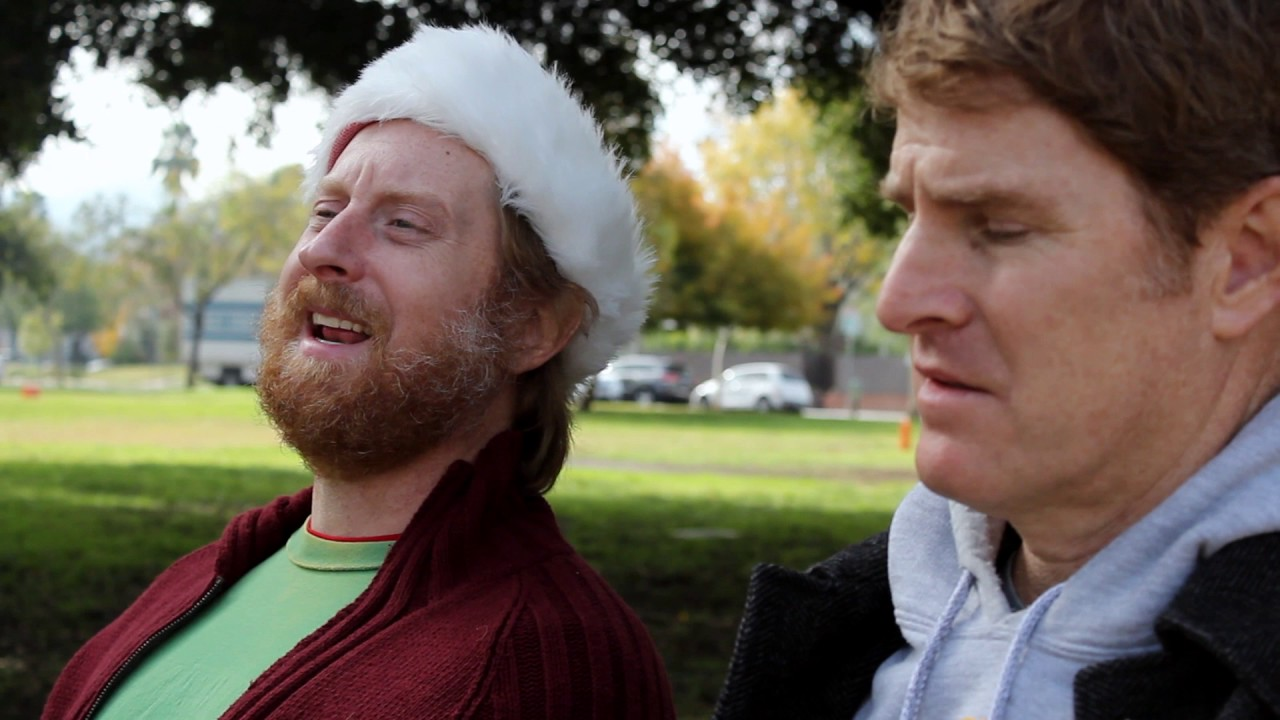 Heartwarming Christmas Story | Dads In Parks - YouTube