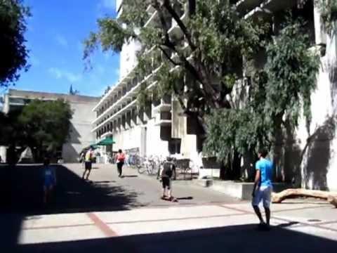Tourist UC Berkeley