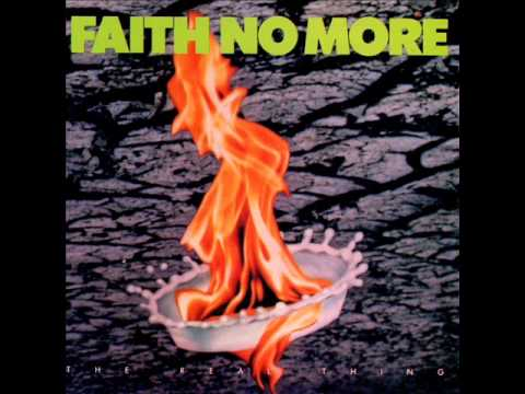 """Faith No More - """"The Real Thing"""" (1989) [FULL ALBUM] [HQ Sound]"""