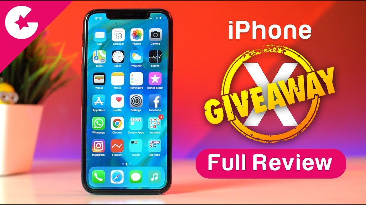 Giveaway iphone se review youtube