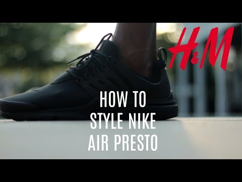 HOW TO - STYLE AND LACE NIKE AIR PRESTO