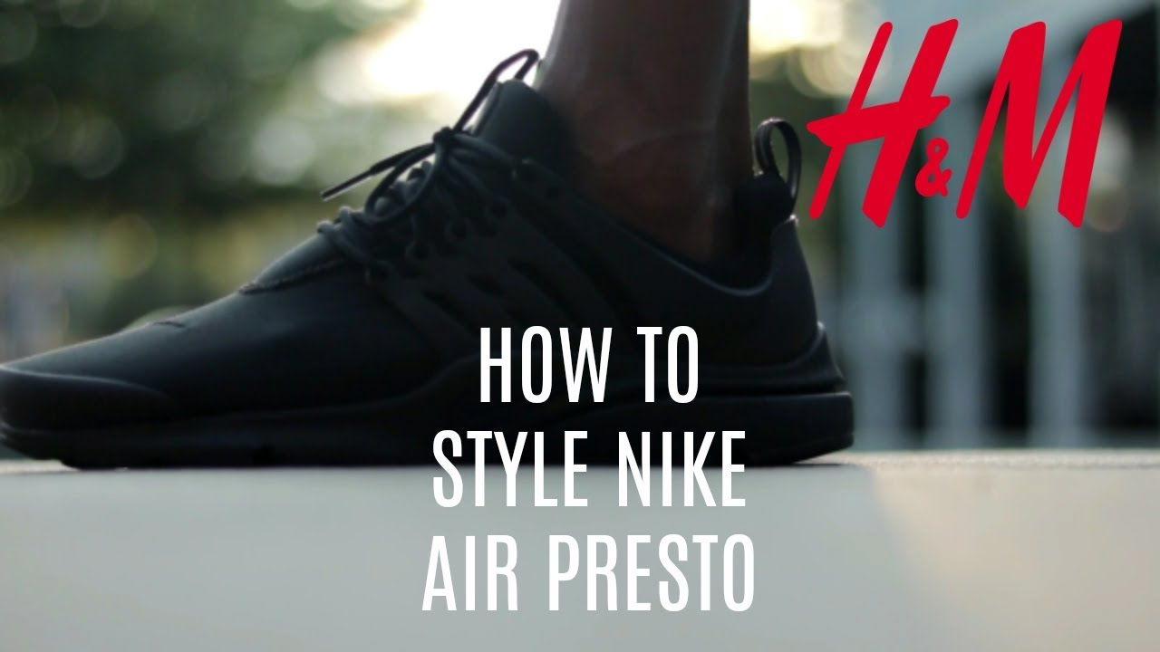 arriving fashion style many styles HOW TO - STYLE AND LACE NIKE AIR PRESTO