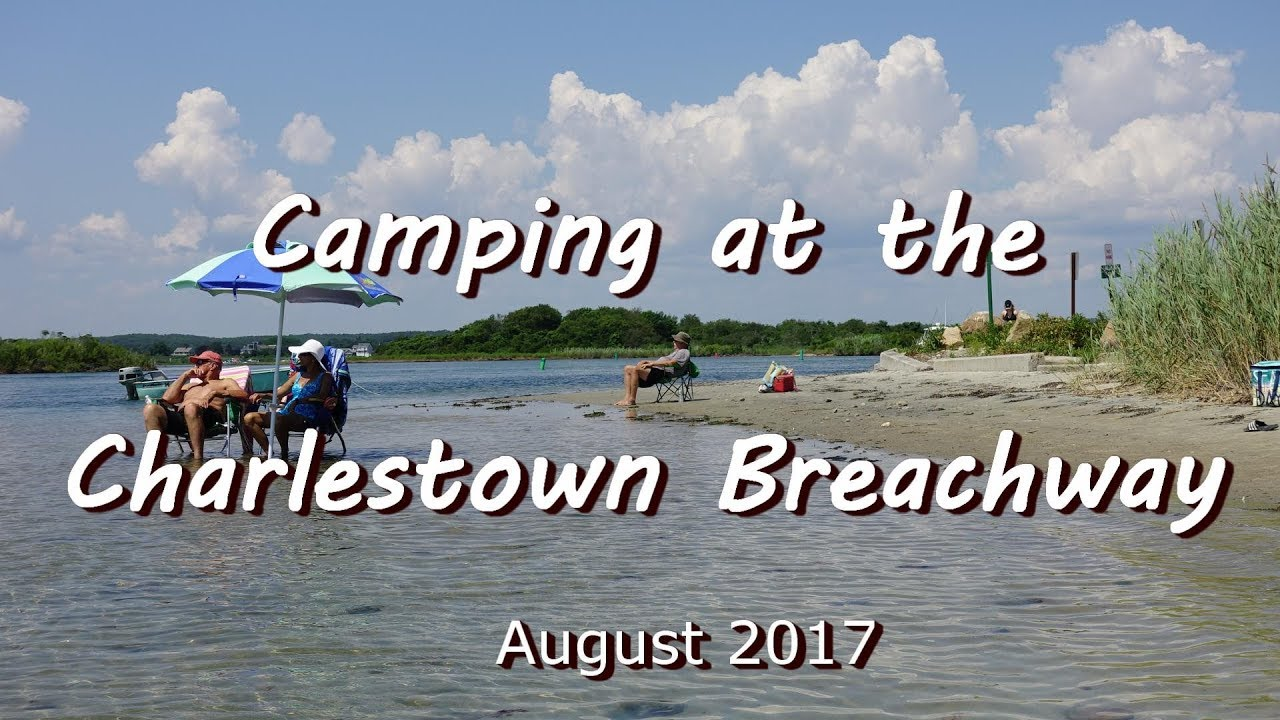 Charlestown Breachway - A One Star Campgound at a Five