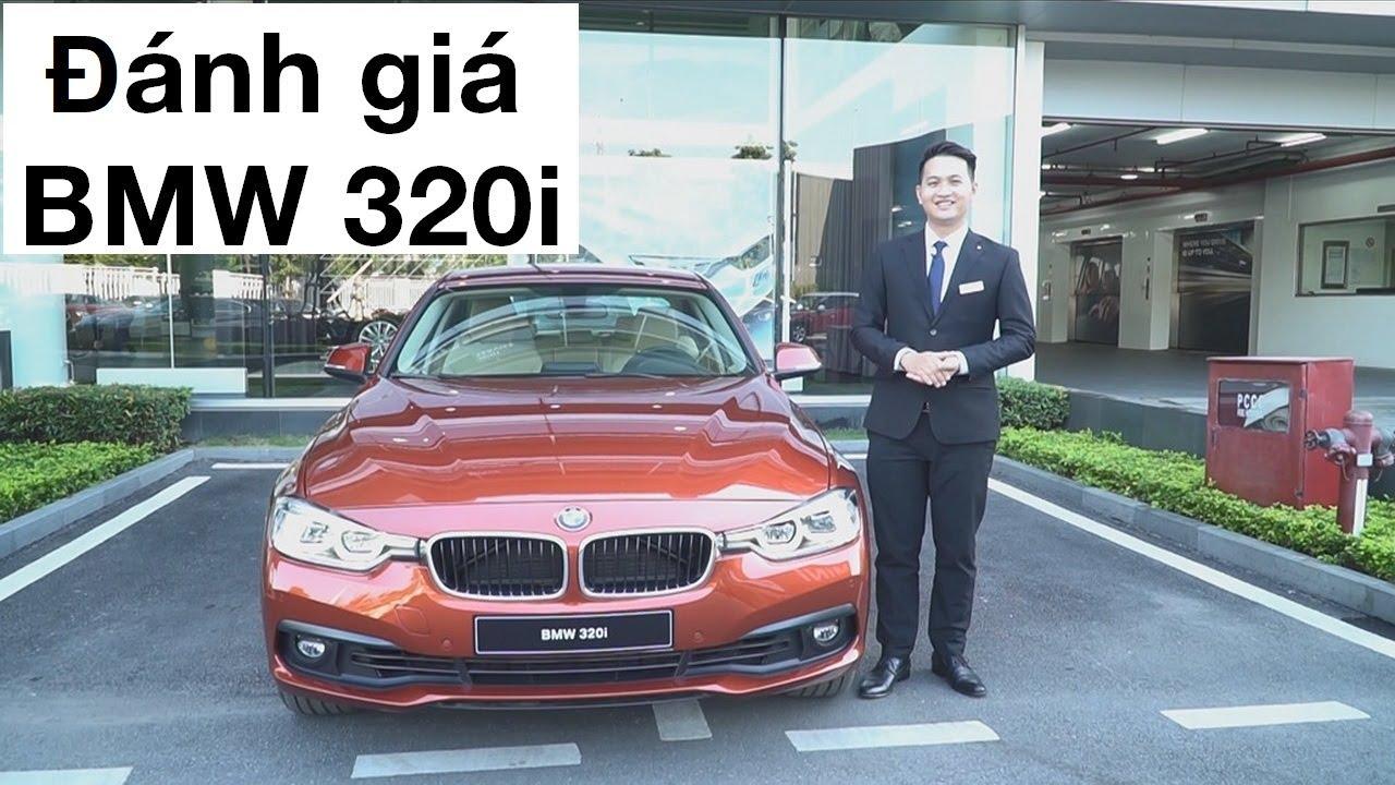 Đánh giá BMW 320i 2019 | Giảm giá 300 triệu – BMW Hà Nội – Hotline: 0902828386