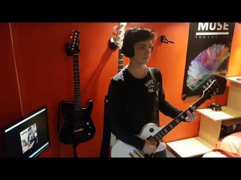GREEN DAY - INSOMNIAC FULL ALBUM GUITAR COVER + CHORDS