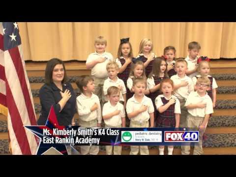 East Rankin Academy - Ms. Kimberly Smith's K4 Class