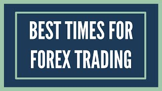 Simplification of The Forex Trading Sessions