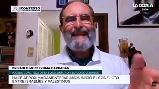 AL MENOS 140 AÑOS TIENE EL CONFLICTO ISRAELI PALESTINO Pablo Moctezuma Barragán