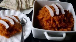 নারকেল ও তাল  দিয়ে ডেজার্ট রেসিপি    Sweet Coconut & tal recipe