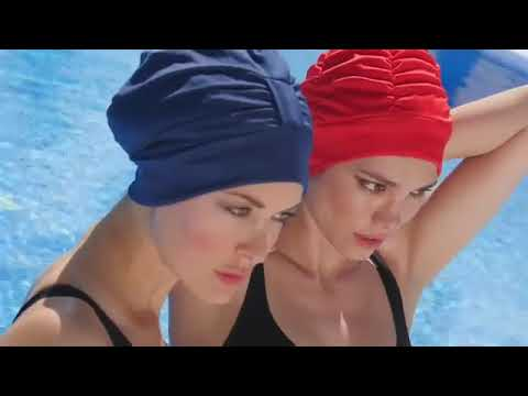 Шапочки для плавания FASHY феши